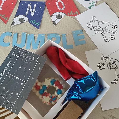 """Kit """"Cumple Infantil tematizado"""" de Estudio Matilda"""